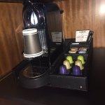 Espresso in the room