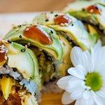 100% Vegan sushi