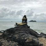 Photo of Mermaid Statue