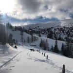 Schnee - soweit das Auge reicht