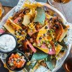 Classic Gahan nachos