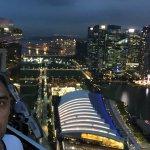Marina Bay Sands Skypark Foto