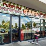 Jimmy's Pizzeria & Take Away