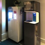 Marriott Marquis SF - M Club Lounge Water Filling Stations