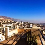 Amazing view from the top roof terrace - La Maison Maure Fes