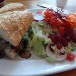 Roast Beef and Salad