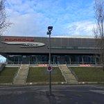 Mercedes Benz Arena Foto