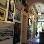 Art Gallery / Passage
