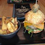 Burger Berg Foto