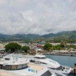 Ferrys en Papeete.