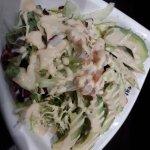 Prawns & Avocado salad