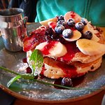 Great breakfast pancakes!