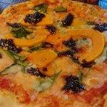 Vegan Zucca Pizza