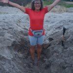 Boiling mud, thermal springs, dig for warm water and hangi!