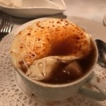 French Onion Soup, so delicious!