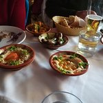 Foto de Mezzeh house Lebanese restaurant