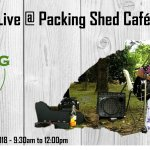 Randal Live @ Packing Shed Cafe