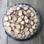 Lemon Lavendar Shortbread Cookies