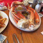 Dungeness, King and Snow Crab