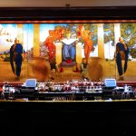 The King Cole Bar - St Regis, NYC - Maxfield Parrish Mural