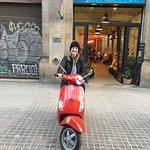 Photo de Via Vespa Rent a scooter
