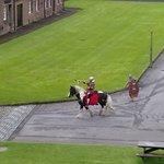Carlisle Castle reenacting