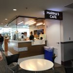 Billede af Marina's Cafe