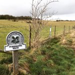 "Durrington Walls, site of a large Neolithic settlement and remains of a henge monument ""walls""."