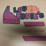 Billede af Loueddie's Pizza