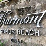 Foto de Fairmont Sanur Beach Bali