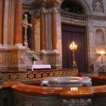 Frederiks Kirke - Altar