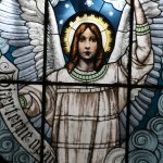Frederiks Kirke - Stained Glass - Entry Roof