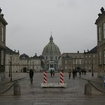 Frederiks Kirke - From Amalienborg