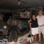 The Beverly Hillbilly's car,