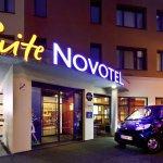 Photo de Novotel Suites Paris Velizy