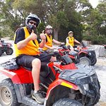 1st time Quad bike riders