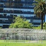 Fountain at Gardens