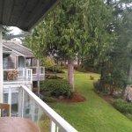 Balcony & pathway