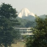 Bahai Lotus Temple Foto