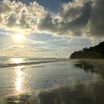 Radhanagar Beach Foto