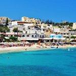 Agia Pelagia,beach Crete greece