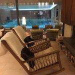 Ein wunderschönes Hotel mit großen Wellnessbereich