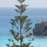 plaża Nissi Beach