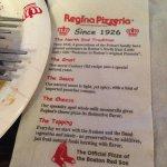 Foto di Regina Pizzeria