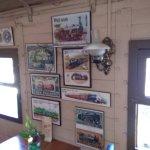 Railcar cafe / restaurant