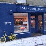 Unorthodox Roasters shop front