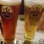 et les bières bien sur