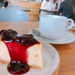 Earl Grey Tea & New York Cheesecake