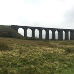 Ribblehead viaduct - the viaduct