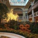 Lobby at the Beau